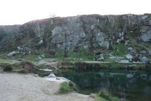 Nice public access quarry.....