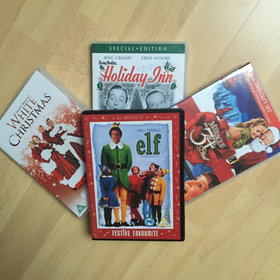 I love seasonal movies - have you watched Elf yet? WHY NOT!?! GO watch it as soon as you have finished this post!
