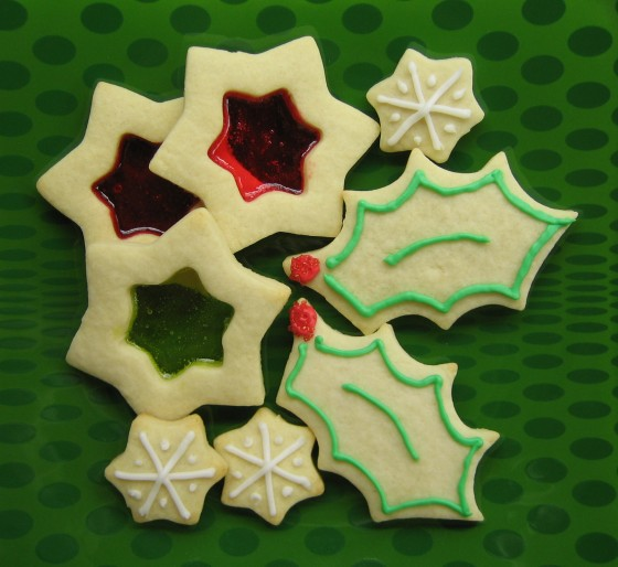 ALL THE CHRISTMAS COOKIES! (Image from Wikipedia)