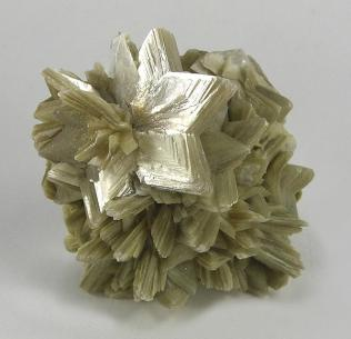 Muscovite MIca from the MInDat website, image taken by Rob Lavinsky and irocks.com